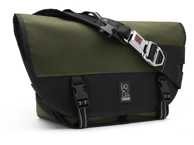 Chrome Mini Metro Messenger Bag ranger/black